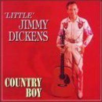 Little Jimmy Dickens: Hillbilly Fever - Jango