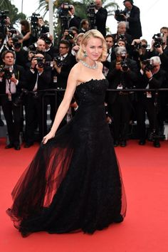 The best of the 2015 Cannes Film Festival red carpet: Naomi Watts in Ralph Lauren.