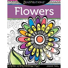 212 Best Zenspirations Create Color Pattern Play Books Images