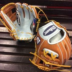wilson baseball gloves custom
