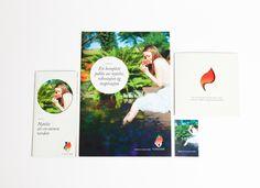 Flor & Fjære Graphic Profile | #melvaeroglien - See more of our #design work at → m-l.no