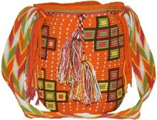 Wayuu Medium Bag Design Natilla