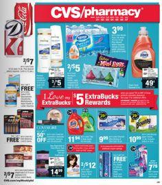 CVS Coupon Deals This Week