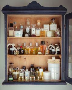 Beautifully Organized: Bathroom Cabinets