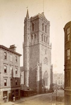 Old Steeple   by Dundee City Archives