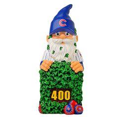 Chicago Cubs garden gnome