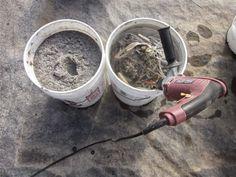 The Papercrete Potter: The Papercrete Process.......