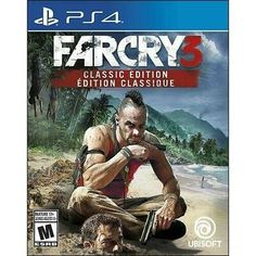 Far Cry 3 Classic Edition (Sony PlayStation Brand New - Region Free for sale online Far Cry Primal, Far Cry 4, Red Dead Redemption, Devil May Cry, Vr Games, Video Games, Avatar, Spiderman, Video Game Reviews