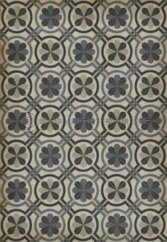 spicher and company :: vintage vinyl floorcloths -the artists