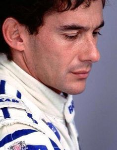 "Ayrton Senna- Williams - 1994. He'll always be young and beautiful, but so many ""If only's..."""