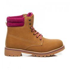 Dámské kotníkové boty Omy hnědé – hnědá I v chladných měsících chceme dokonalé nohy, pohodlí a ochranu! A tyto požadavky vám splní tyto skvělé dámské boty. Vyrobeny jsou EKO kůže a s vložkou z obuvnického …