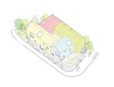 Galeria de Daniel Valle Architects revela proposta de Jardim de Infância para Seul - 14