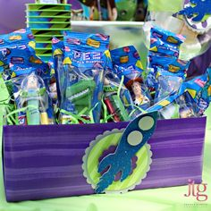 """Photo 1 of 26: Buzz and Aliens from Toy Story / Birthday """"2 Infinity and Beyond"""" 