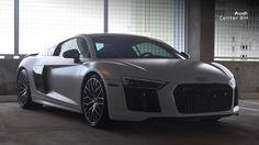 Para tirar o fôlego de qualquer amante da velocidade. Contemplo o Audi R8 V10 Plus.  #Audi #AudiR8 #R8 #Plus #AudiLovers #Love #AudiAutomovel #AudiCenterBH #Car