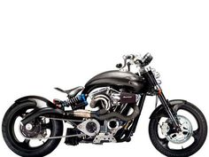 F113 Hellcat - Confederate Motorcycles
