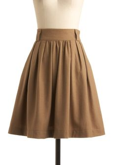 Graham Scheme of Things Skirt | ModCloth $74.99