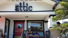 The Attic - Long Beach, California