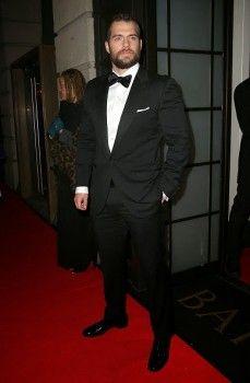 Henry Cavill asistió a BAFTA Film Gala Dinner (5-Febrero-2015
