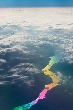 mstrkrftz:   Earth-river by Anuchit