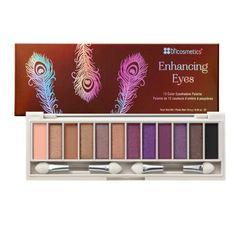 BH Cosmetics - Lidschatten Palette - Enhancing Eyes - Beautiful Brown Eyes