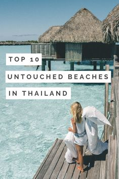Visit the top untouched beaches in Thailand – mesmerizing destinations with emerald seas that sparkle in the daylight. Visit the top untouched beaches in Thailand – mesmerizing destinations with emerald seas that sparkle in the daylight. Thailand Vacation, Thailand Honeymoon, Thailand Travel Guide, Asia Travel, Phuket Thailand, Chiang Mai Thailand, Visit Thailand, Travel Packing, Strand Thailand