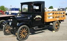 1925 Ford Model T Stake Bed Truck