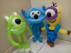 Monstros SA e Minions!!