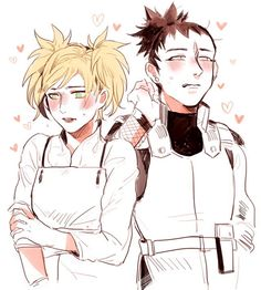Shikamaru and Temari <3 #shikatema