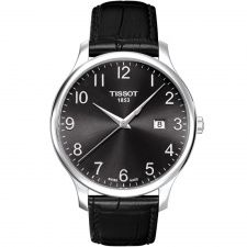 Tissot Gents S/Steel T-Classic Tradition Watch T063.610.16.052.00
