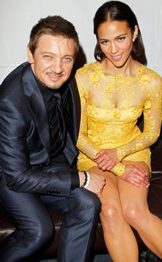 paula patton jeremy renner | Jeremy Renner and Paula Patton from The Big Picture: Today's Hot Pics ...