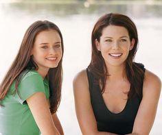 Lorelai Victoria Gilmore and Lorelai Leigh Gilmore.