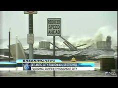 Atlantic City Boardwalk : (