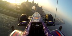 Dubai, United Arab Emirates - After celebrating our fourth consecutive win of the Drivers' and Constructors' Formula One Championships on top of the Burj Al Arab, we provided a behind the scenes photographic account of how its 750 bhp Formula One car did donuts and burnouts 210 metres above the sea, on a helipad 24 metres wide.