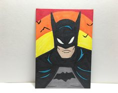 "2.5"" x 3.5"" Batman Sketch Card"