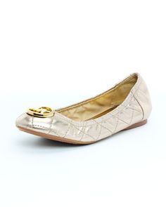 MICHAEL Michael Kors  Fulton Quilted Ballet.