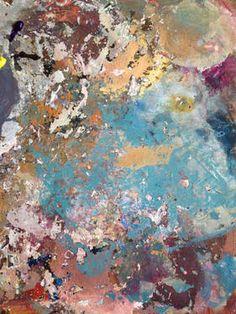 "Saatchi Art Artist Gabriel Prundeanu; Painting, ""Abstract palette by Gabriel Prundeanu  SOLD"" #art"