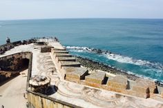 El Morro, started in 1540, is the oldest European construction in the National Park Service. It is a part of the massive fortification...