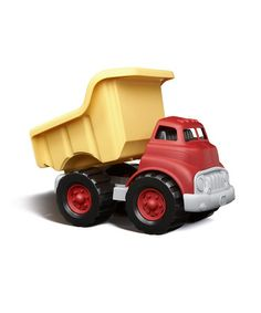 Recycled Dump Truck by Green Toys  - made of milk jugs