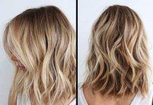 34 Inspiring Blonde Mid-Length Hairstyles