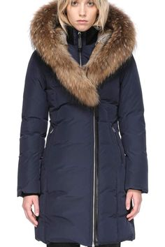 Mackage Trish Coat When you want to look elegant, but it's minus something outside #affiliate