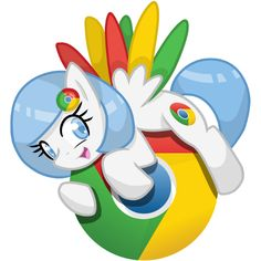 Chrome Pony!