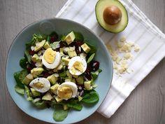 Recept: Salade met rode biet, avocado en ei - How about healthy?