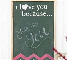 Create a place where your family can express why they love each other!
