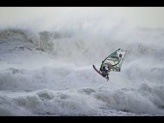 real HEROES: Windsurfing through hurricane conditions - Red Bull Storm Chase Final 2014