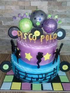 cake disco