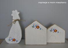 inspiracje w moim mieszkaniu: Wiosenne, folkowe dekoracje i miła podwójna niespo...