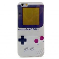 Coque iPhone 6 Game Boy Classique