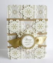 Image result for anna griffin christmas ornament card embellishments