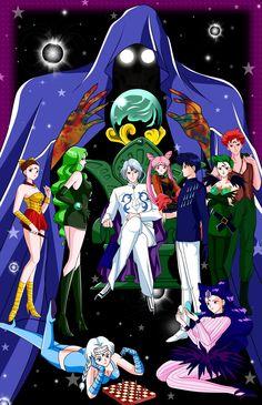 Sailor Moon Villains, Sailor Moon Stars, Sailor Moon Manga, Sailor Uranus, Sailor Moon Crystal, Sailor Scouts, Disney Marvel, Sailor Saturno, Sailor Moon Character