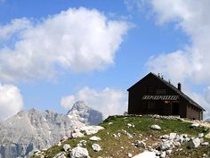 See our picks for the World's Best Classic Hikes >> As we topped out on Prehodavci Pass in Slovenia's Triglav National Park, our guide, Ken Fuhrer from Ryder Walker Alpine Adventures, recount...